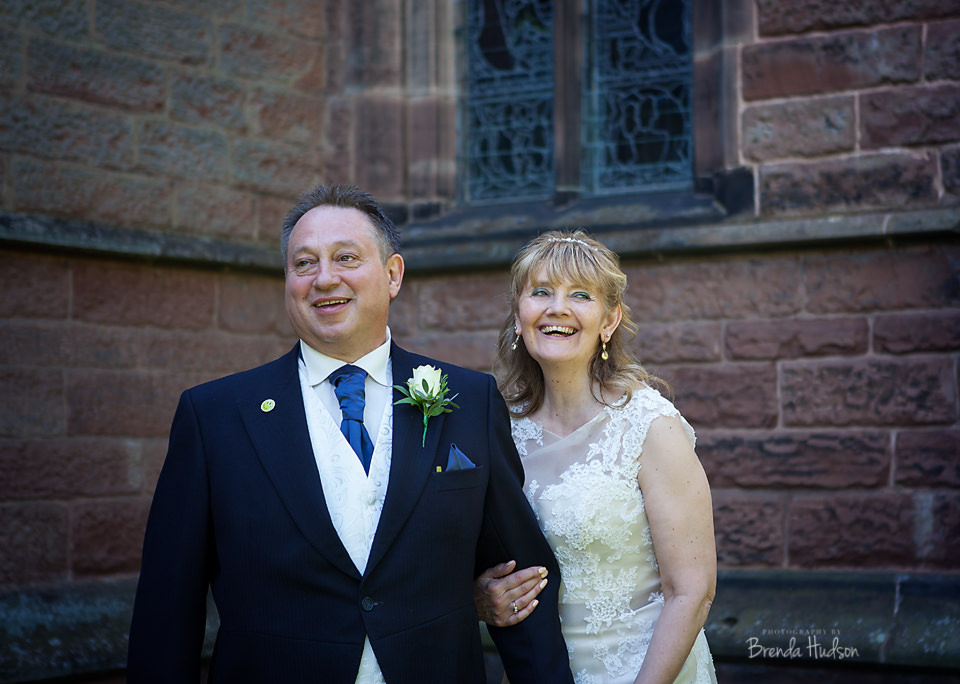 Wedding photography, Staffordshire Caroline and Gary