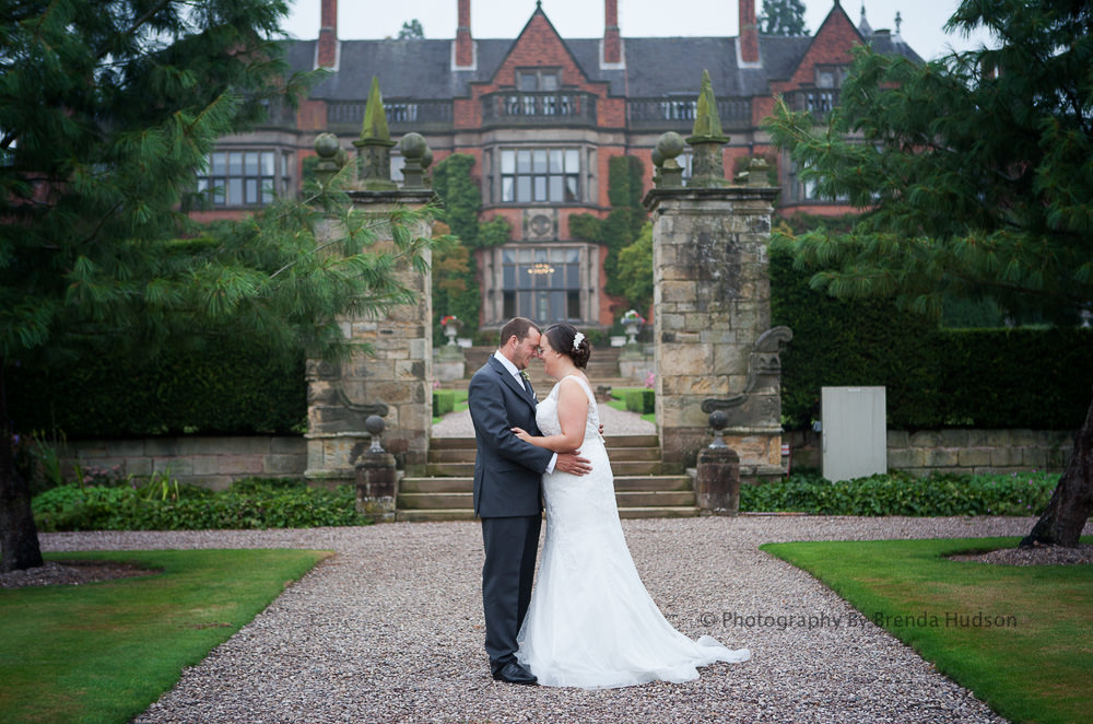 Wedding Photographer in Rugeley, Staffordshire – Georgina & David – Hoar Cross Hall