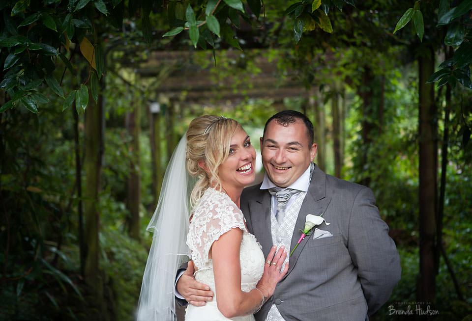 Wedding photographer in Rugeley – Hawkesyard – Carl & Nicie