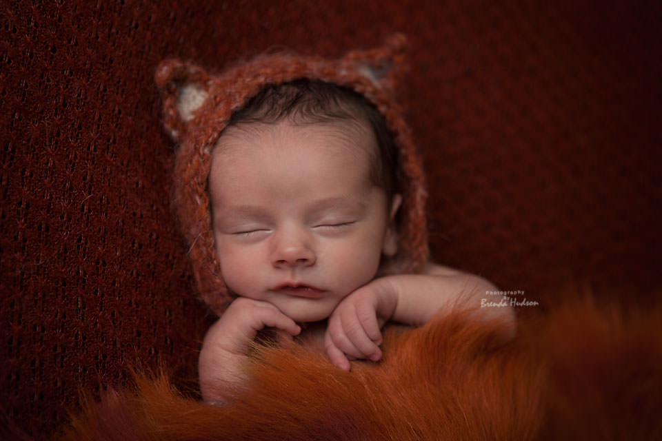 Newborn Photoshoots in Rugeley, Staffordshire – Charlie
