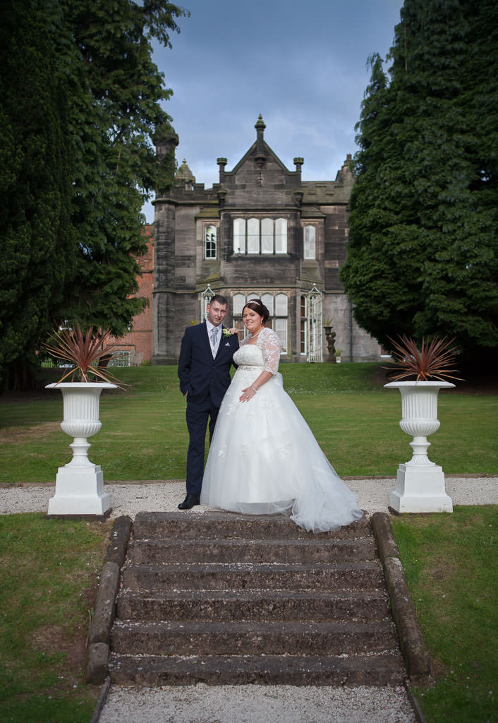Jasmine & Luke ~ Hawkesyard Estate Rugeley ~ Wedding Photos