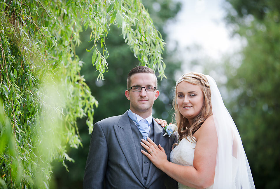 Rebecca & James – St mary & St Lukes Church, Shareshill