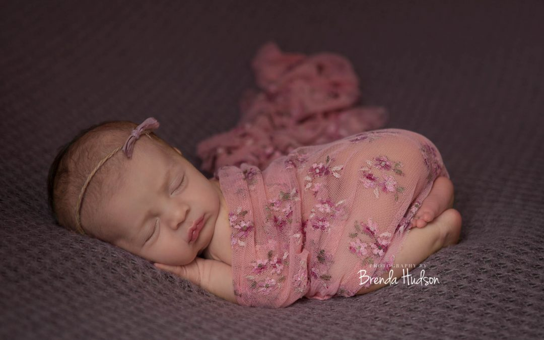 Newborn baby photographer ~ Poppy