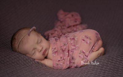 Newborn baby photographer ~ Poppy