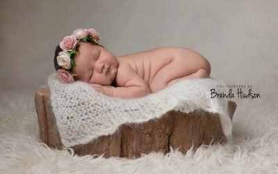 Newborn photos ~ Imogen