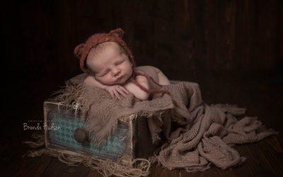 Newborn photos ~ Harrison