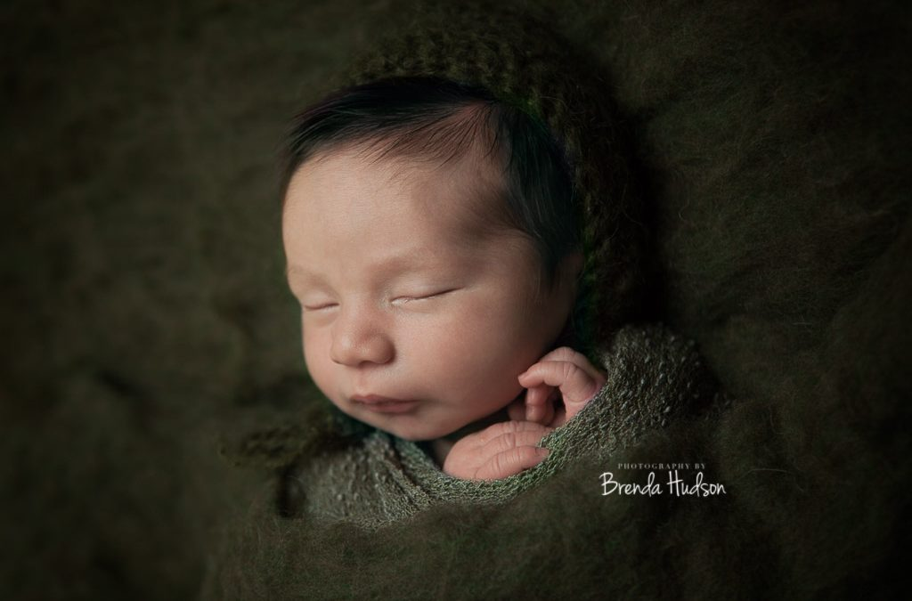 Newborn baby photos in Rugeley, Staffordshire ~ Ashley 18 days