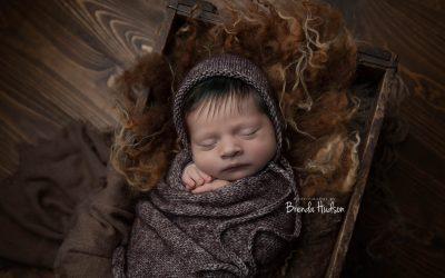newborn photographer in Rugeley ~ Zian