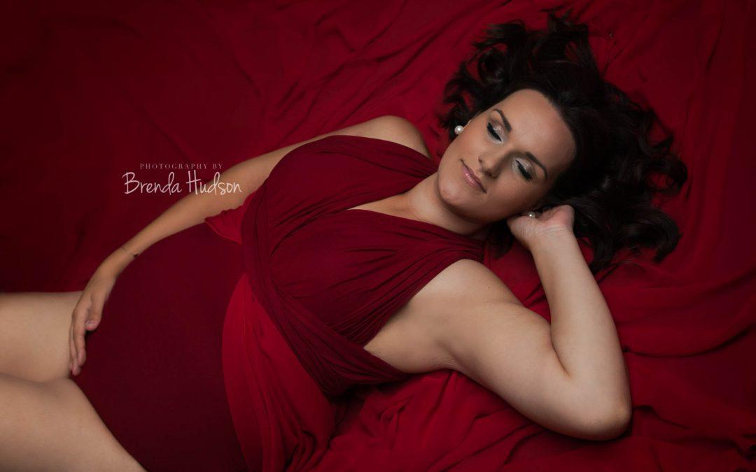 Maternity photos in Rugeley ~ Katie