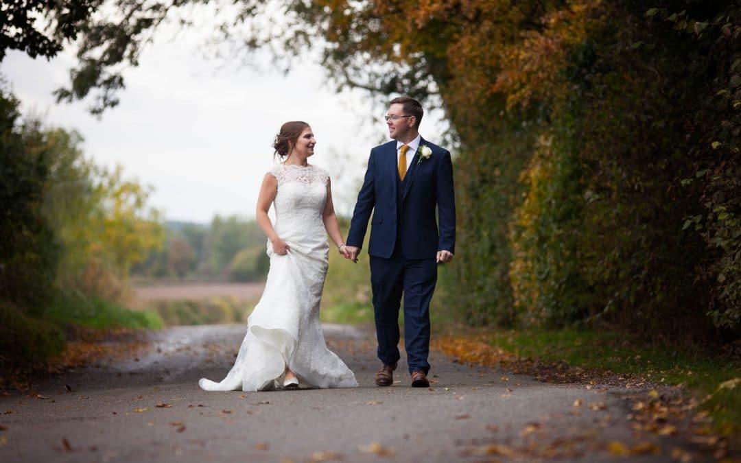 Wedding photos ~ Fay & Stephen