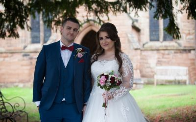 Wedding photos ~ Rugeley ~ Steph & Ryan