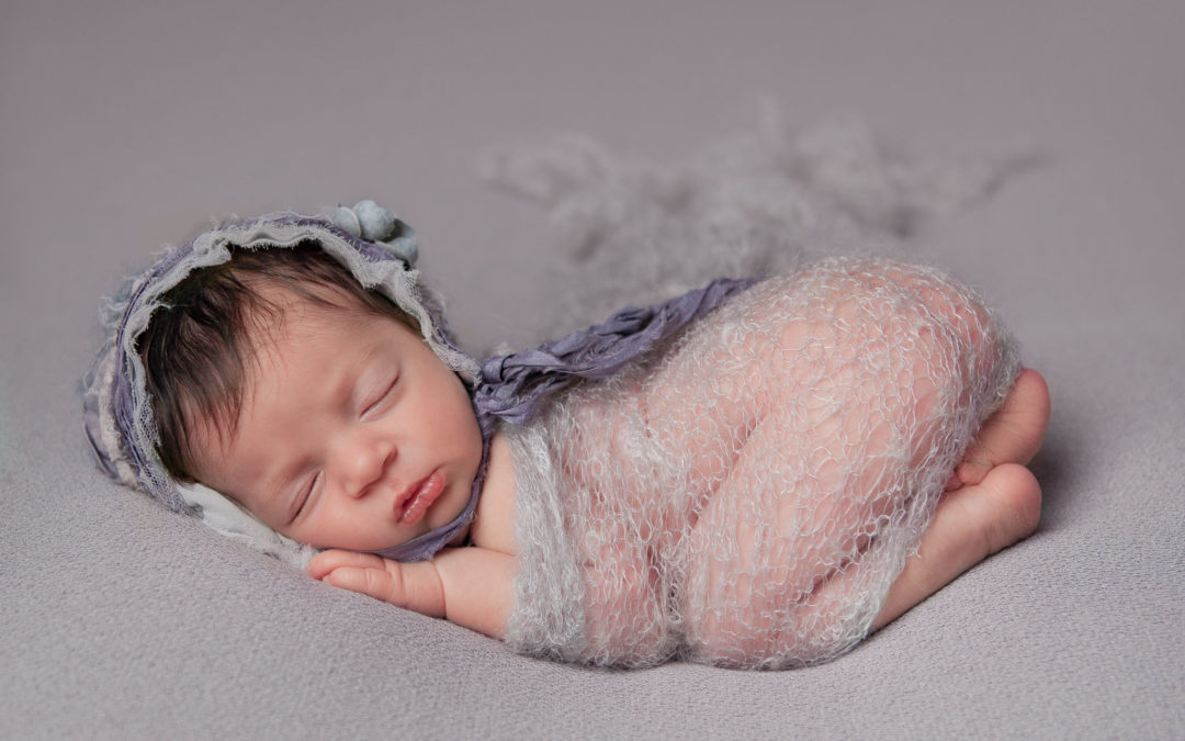 Newborn baby photoshoot in Rugeley