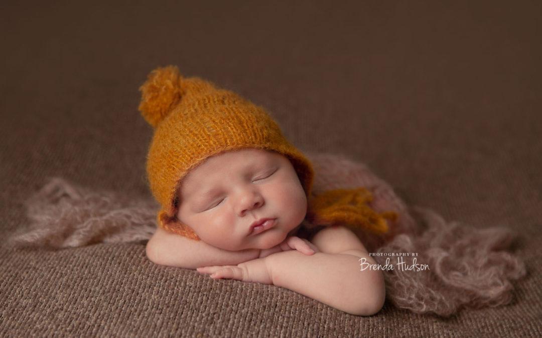 Newborn baby photos in Rugeley ~ Jacob