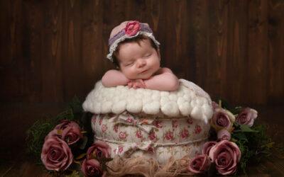 Newborn photographer ~ Rosie