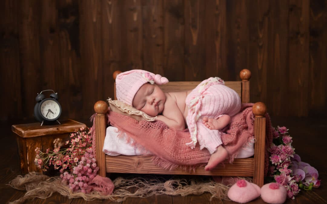 Newborn photos in Rugeley ~ Kaysie