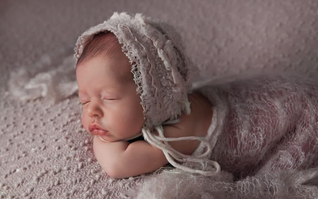 Iris ~ Newborn photography
