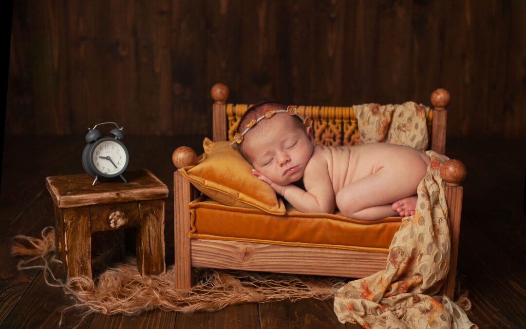 newborn photographer ~ Annabelle