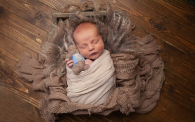 Newborn photos ~ Theo
