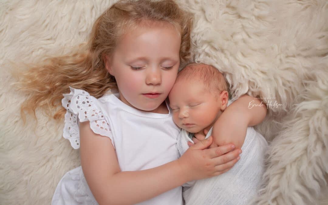 Newborn photoshoot in Rugeley Staffordshire